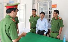 Bắt nguyên giám đốc Ngân hàng Agribank tại Trà Vinh