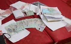Bình Phước phá đường dây tín dụng đen 'khủng', bắt 10 người