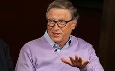 Tỉ phú Bill Gates: Tỉ lệ người chết vì COVID-19 sẽ giảm đáng kể cuối năm nay