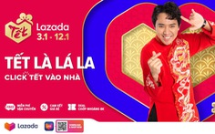 Ba cam kết trong lễ hội mua sắm 'Có Lazada, Tết Là Lá La'