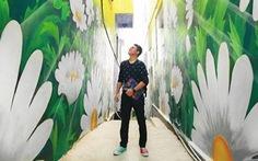 Hành trình đưa Dốc Nhà Làng thành 'điểm đến nghệ thuật' ở Đà Lạt