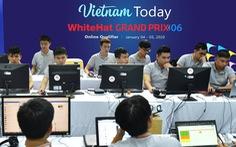 Hai đội Việt Nam vào chung kết thi An toàn không gian mạng toàn cầu