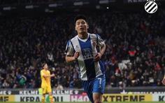Bàn thắng của cầu thủ Trung Quốc vào lưới Barca đạt hơn 1 tỉ lượt xem
