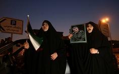 Iran tuyên bố 'diệt 80 tên khủng bố Mỹ' trong vụ bắn tên lửa