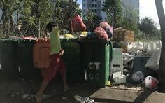 Rác quá kích cỡ ở Đà Nẵng phải đưa ra đường một tuần trước giao thừa