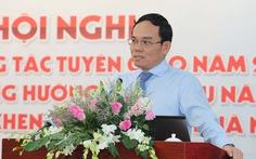 Ông Trần Lưu Quang: 'Cán bộ tuyên giáo phải tự trang bị sự nhạy cảm chính trị'
