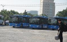 Nợ lương gần hai tháng giáp tết, xe buýt tuyến số 19 ngưng chạy
