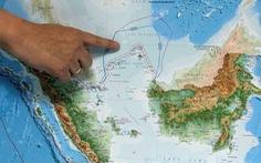 Indonesia: Tàu Trung Quốc đã rời khu vực căng thẳng gần Biển Đông