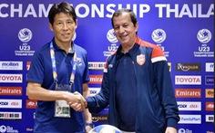 HLV U23 Thái Lan Nishino: 'Mục tiêu là top 4 đội mạnh nhất giải'