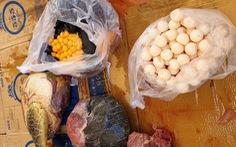 Lãnh ba năm sáu tháng tù vì tàng trữ thịt, trứng vích