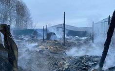 Đại sứ quán xác định 1 người Việt Nam bỏng nặng trong vụ cháy ở Nga