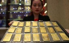 Giá vàng bất ngờ lao dốc mạnh