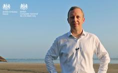 Đại sứ Anh thăm gia đình nạn nhân vụ '39 thi thể'