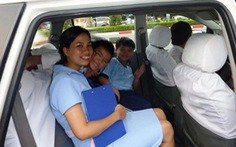 Hãng taxi chở miễn phí người bệnh, 'thưởng nóng' tài xế