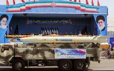 Kho vũ khí đáng gờm của Iran có mấy loại tên lửa tấn công?