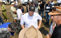Thủ tướng Úc kêu gọi: ''Nếu muốn giúp đỡ, hãy đến Úc du lịch'