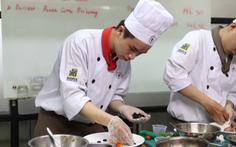 Bỏ đại học luật đi học nghề bếp