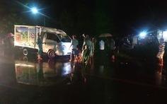 Bình Phước: Xe tải lao vào nhà dân, 8 người đang ngủ may mắn thoát chết