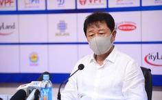 Ông Chung Hae Soung 'sẽ hỏi lại ban lãnh đạo' về việc không được dùng Công Phượng