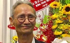 Nhà giáo ưu tú Trần Chút qua đời, hưởng thọ 83 tuổi