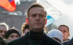 Nga cáo buộc CIA 'hướng dẫn' chính trị gia đối lập Alexei Navalny