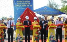 Thông xe kỹ thuật tuyến đường ven biển đi sân bay Chu Lai hơn 1.400 tỉ đồng