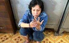Đã bắt người phụ nữ xúi 'con nuôi' lấy tiền bà bán nước trên đường Lê Văn Sỹ