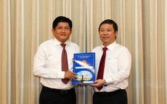Phó chủ tịch UBND quận Gò Vấp làm chủ tịch HĐTV Tổng công ty Thương mại Sài Gòn