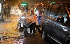 TP.HCM cùng Nam Bộ mưa nhiều hơn trong 10 ngày đầu tháng 10