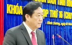 Phê chuẩn ông Nguyễn Hoàng Thao làm chủ tịch UBND tỉnh Bình Dương