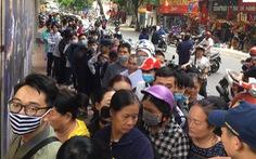 Hà Nội gặp TP.HCM có nhiều tuyển thủ quốc gia, ùn ùn xếp hàng mua vé