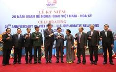 Đại sứ Mỹ Kritenbrink: 'Hợp tác Việt - Mỹ có ý nghĩa với thế giới'