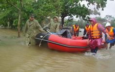 Thừa Thiên Huế cảnh báo 'mưa lũ đặc biệt lớn', bác tin nhiều hồ thủy lợi bị vỡ
