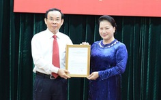 Giới thiệu ông Nguyễn Văn Nên để bầu làm Bí thư Thành ủy TP.HCM nhiệm kỳ 2020 - 2025