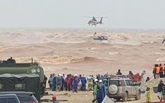 Đặc công nước, trực thăng đưa tất cả thuyền viên tàu Vietship 01 vào bờ