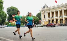 VPBank Hanoi Marathon ASEAN 2020 góp phần thể hiện tiếng nói Việt Nam