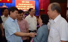 Ông Lê Minh Trí: 'Chống tham nhũng nhưng cũng phải bảo vệ quyền con người'
