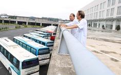 Bến xe Miền Đông mới vắng khách trong hai ngày đầu hoạt động