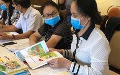 Bộ GD-ĐT báo cáo Phó thủ tướng Vũ Đức Đam về sách giáo khoa lớp 1