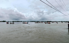 Trượt chân ngã xuống vùng nước sâu, hai học sinh chết đuối