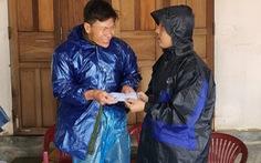 Báo Tuổi Trẻ hỗ trợ khẩn cấp gia đình sản phụ bị lũ cuốn
