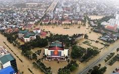 Bộ Quốc phòng sẽ đưa quân và khí tài vào Huế hỗ trợ dân vùng lũ lớn
