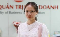 Nữ sinh xứ Nghệ 'thủ khoa' ĐH Duy Tân với 28 điểm (tính đến 10-10-2020)