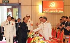 Thủ tướng Nguyễn Xuân Phúc dự, chỉ đạo Đại hội Đảng bộ Công an trung ương