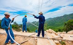 Vượt hiểm trở hoàn thành trạm biến áp 500kv và đường dây 220/500kv kết hợp nhà máy điện mặt trời