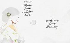 Hoa phương Đông - dáng hoa nở rộ vẻ đẹp thiên tính nữ