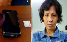 Người phụ nữ xúi 'con nuôi' trộm tiền bị khởi tố tội tàng trữ trái phép ma túy