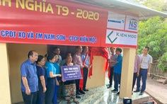 Eximbank trao tặng nhà tình nghĩa tại huyện Kỳ Sơn, Nghệ An