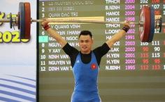 Sau COVID-19, lực sĩ Lại Gia Thành phá 3 kỷ lục quốc gia