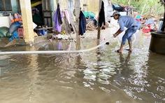 Nhật ký ngày nước lụt: Nước lênh láng, tim quặn thắt